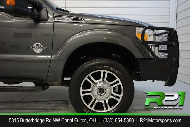 2015 Ford F-350 SD Lariat Crew Cab 4WD for sale at R21 Motorsports
