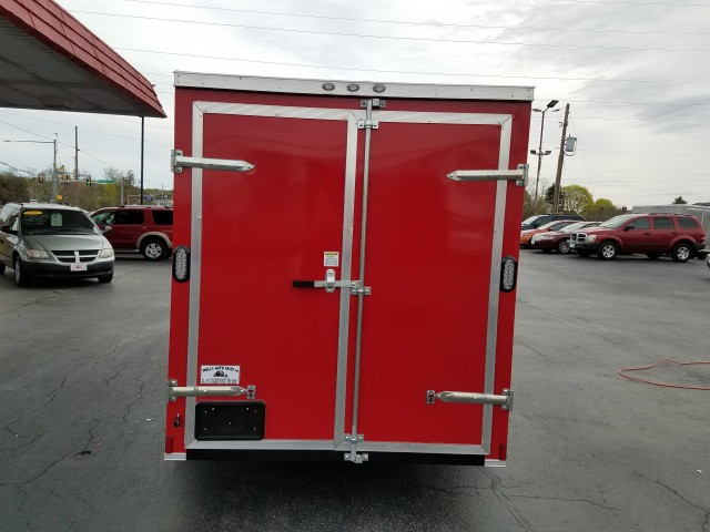 2017 anvil 6x 12 enclosed for sale at Mull's Auto Sales