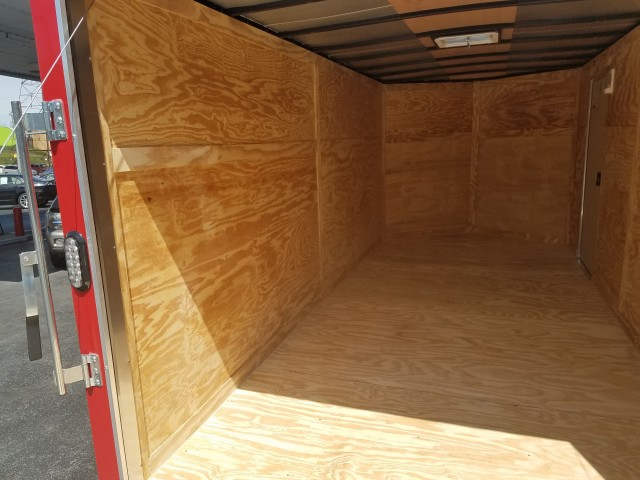 2017 ANVIL 7 X 16  ENCLOSED for sale at Mull's Auto Sales