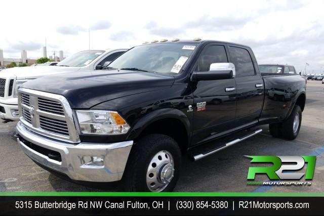 2010 RAM 3500 LARAMIE for sale at R21 Motorsports