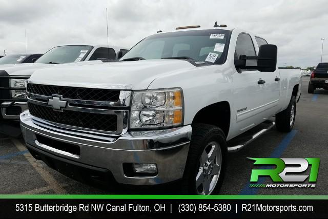 2015 CHEVY SILVERADO 2500HD LT Crew Cab 4WD for sale at R21 Motorsports