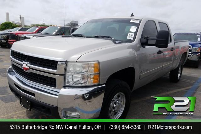 2011 CHEVY SILVERADO 2500HD LT Crew Cab 4WD for sale at R21 Motorsports