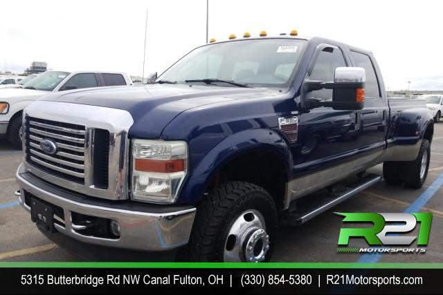 2008 Ford F-250 SD XLT SuperCab 4WD for sale at R21 Motorsports