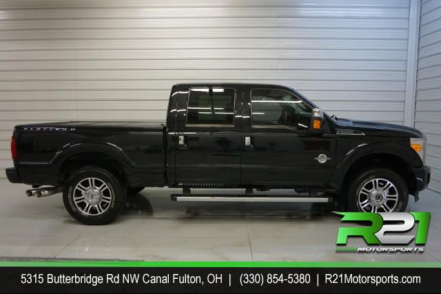 2014 Ford F-250 SD Platinum Crew Cab-INTERNET SALE PRICE ENDS FRIDAY APRIL 26TH!! for sale at R21 Motorsports