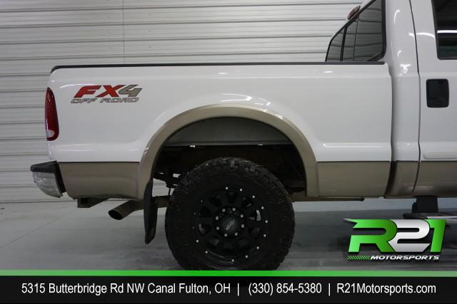 2005 FORD F-250 SD Lariat--INTERNET SALE PRICE ENDS SATURDAY JUNE 15TH!! for sale at R21 Motorsports