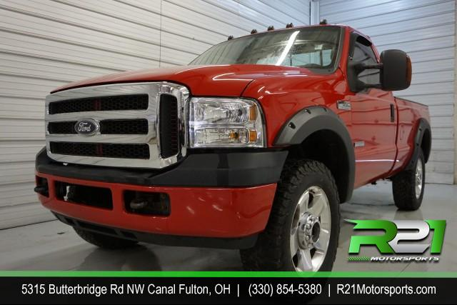 2007 Chevrolet Silverado Classic 3500 LT3 Crew Cab DRW 4WD for sale at R21 Motorsports
