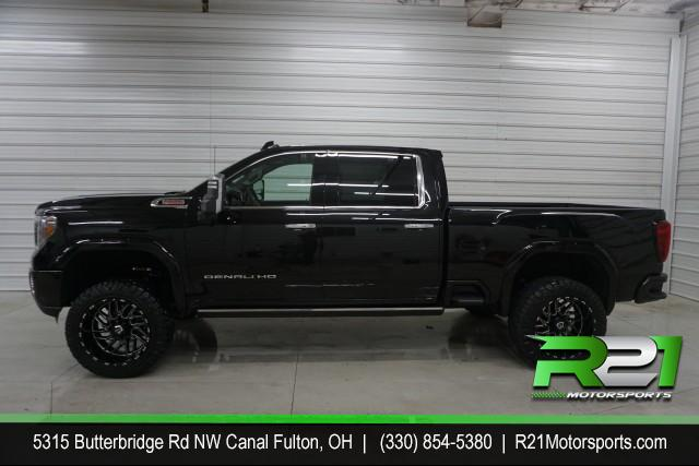 2021 GMC Sierra 2500HD Denali Crew Cab 4WD -- INTERNET SALE PRICE ENDS SATURDAY JUNE 19TH for sale at R21 Motorsports