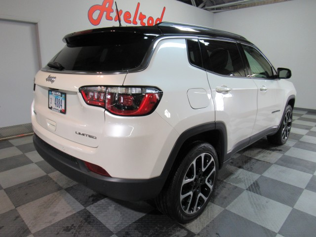 2018 Jeep Compass Limited 4WD in Cleveland