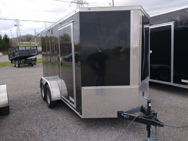 2021 ANVIL 6 X 12 - for sale at Mull's Auto Sales