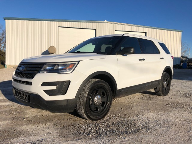 2018 Ford Explorer Police 4WD for sale at WWW Boat Services