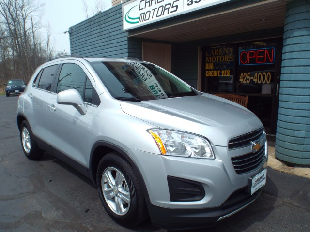 2015 CHEVROLET TRAX 1LT for sale at Carena Motors
