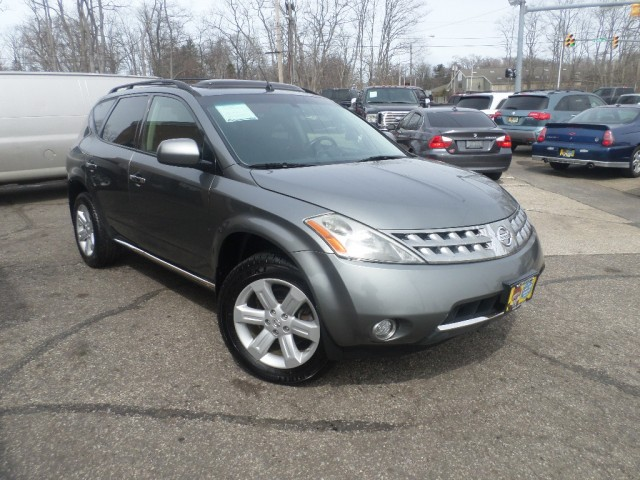 2007 NISSAN MURANO SL for sale at Action Motors