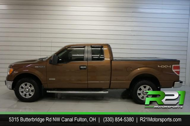 2012 FORD F-150 FX4 SuperCab 6.5-ft. Bed 4WD for sale at R21 Motorsports