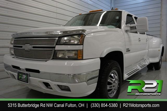 2011 Chevrolet Silverado 2500HD LTZ Crew Cab 4WD-INTERNET SALE PRICE ENDS SATURDAY MAY 25TH!! for sale at R21 Motorsports