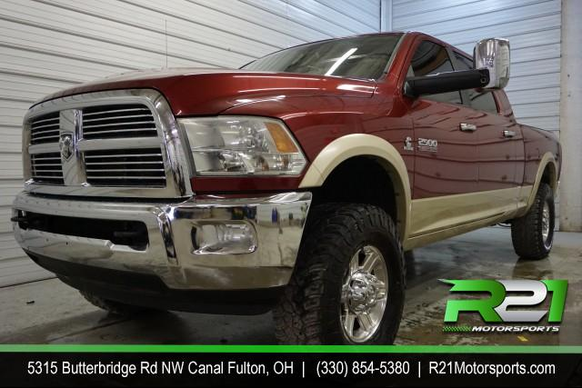 2007 FORD F-350 SD Lariat Crew Cab 4WD for sale at R21 Motorsports