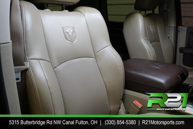 2011 Dodge Ram 2500 Laramie Mega Cab 4WD--WEEKEND SPECIAL!! for sale at R21 Motorsports