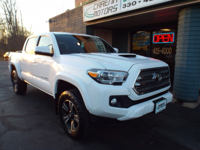 2016 TOYOTA TACOMA for sale at Carena Motors