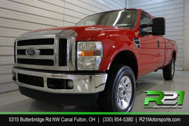 2015 FORD F-250 SD Lariat Crew Cab 4WD for sale at R21 Motorsports