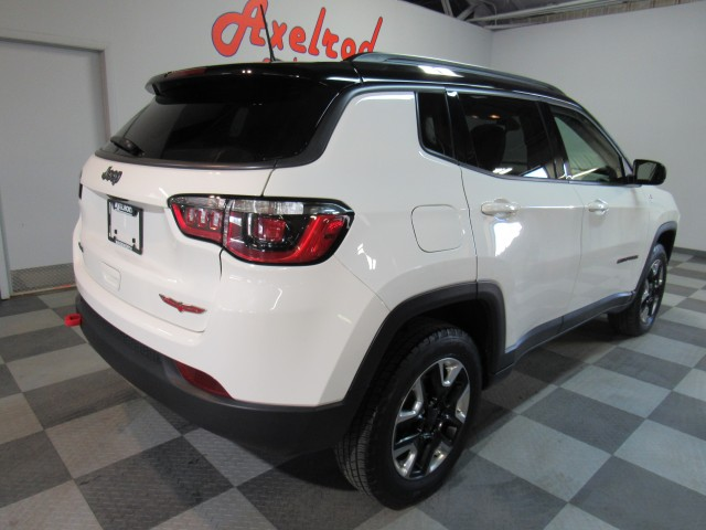 2018 Jeep Compass Trailhawk 4WD in Cleveland