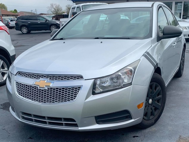 2011 Chevrolet Cruze 2LS for sale at Spartan Autos