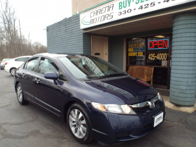 2010 HONDA CIVIC EX for sale | Used Cars Twinsburg | Carena Motors