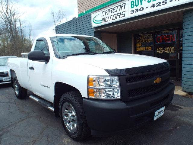 2013 CHEVROLET SILVERADO 1500 LT for sale in Twinsburg, Ohio