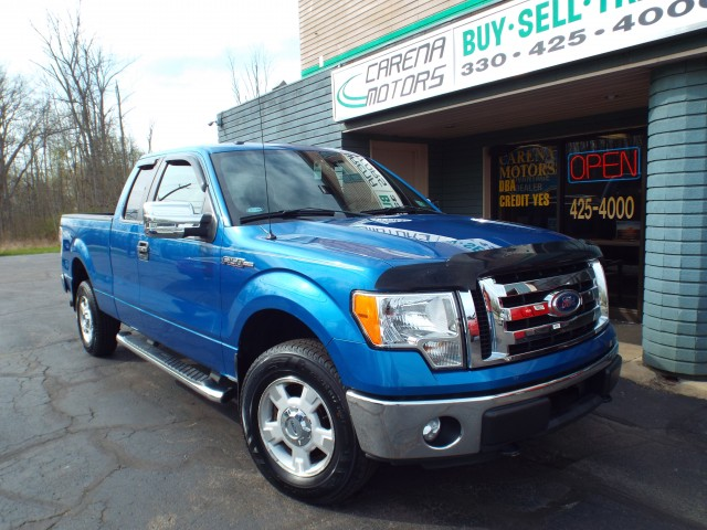 2011-FORD-F150-SUPER CAB-FOR-SALE-Twinsburg-Ohio for sale at Carena Motors
