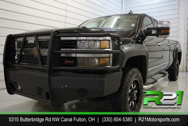 2010 Chevrolet Silverado 2500HD LT1 Crew Cab Long Box 4WD for sale at R21 Motorsports