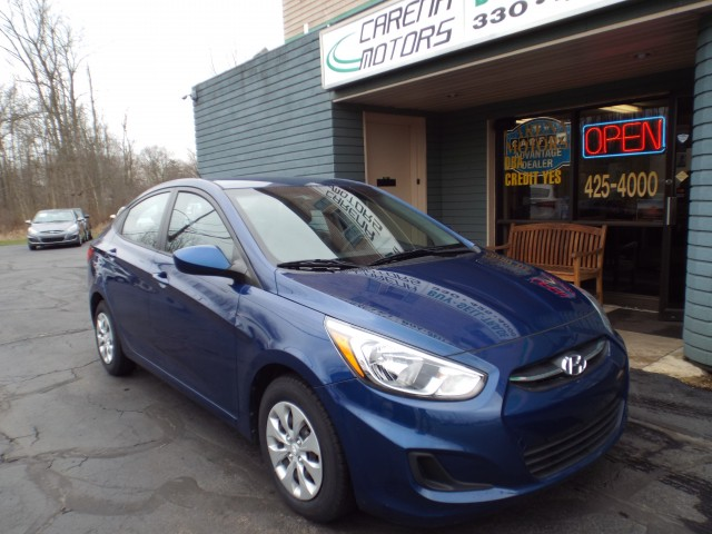 2015 HYUNDAI ACCENT GLS for sale | Used Cars Twinsburg | Carena Motors