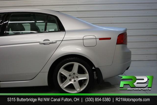 2004 ACURA TL 5-SPEED - AUTO - VEHICLE IN GREAT SHAPE AND MECHANICALLY SOUND - WANT TO MOVE FAST - LETS MAKE A DEAL - CALL 330-854-5380 TODAY! for sale at R21 Motorsports