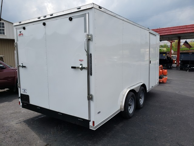 2019 ANVIL 8 x 16 enclosed  for sale at Mull's Auto Sales