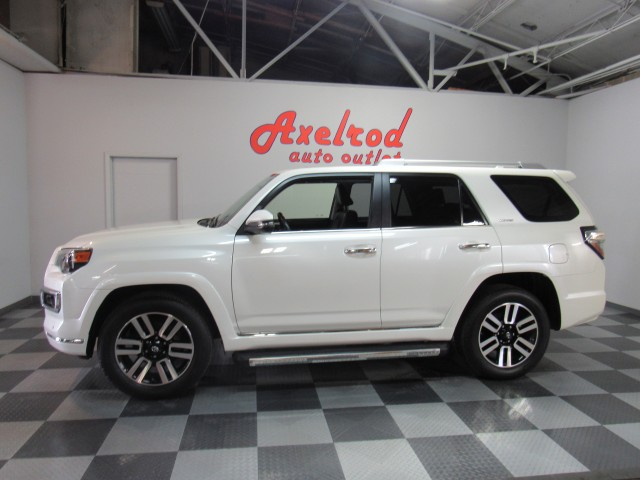 2014 toyota 4runner limited 4wd v6 for sale at axelrod auto outlet view other sport utility. Black Bedroom Furniture Sets. Home Design Ideas