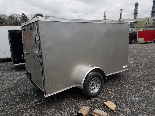 2018 ANVIL 5 X 10 ENCLOSED  for sale at Mull's Auto Sales