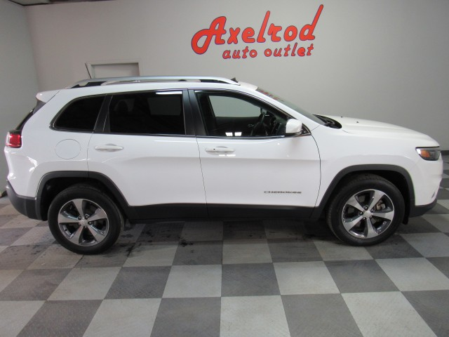 2019 Jeep Cherokee Limited 4WD in Cleveland