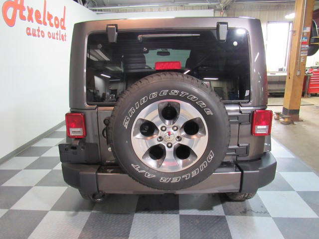 2018 Jeep Wrangler JK Unlimited Sahara 4WD in Cleveland