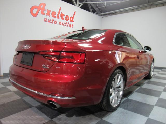 2018 Audi A5 Premium Plus Coupe quattro 7A in Cleveland