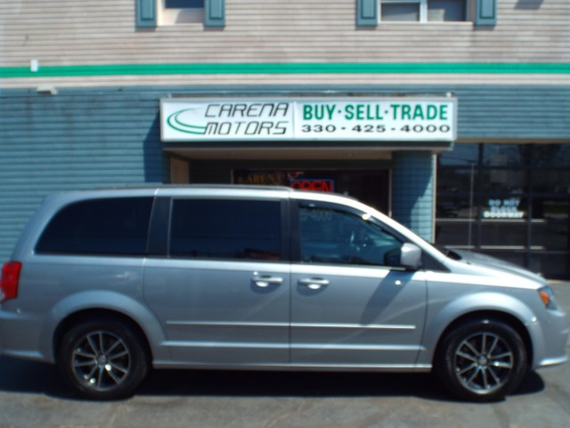 2015 DODGE GRAND CARAVAN R/T for sale at Carena Motors