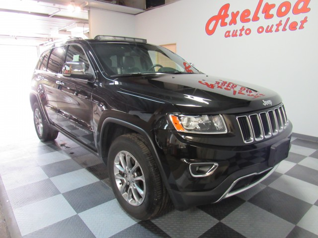 2016 Jeep Grand Cherokee Limited 4WD in Cleveland
