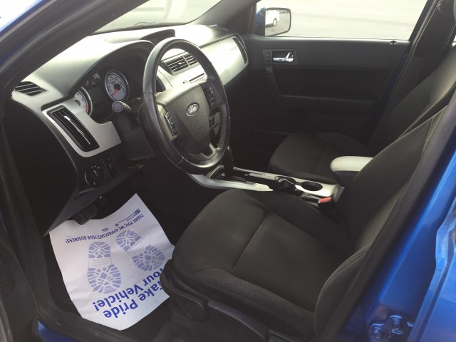 2011 Ford Focus SES Sedan for sale at Mull's Auto Sales