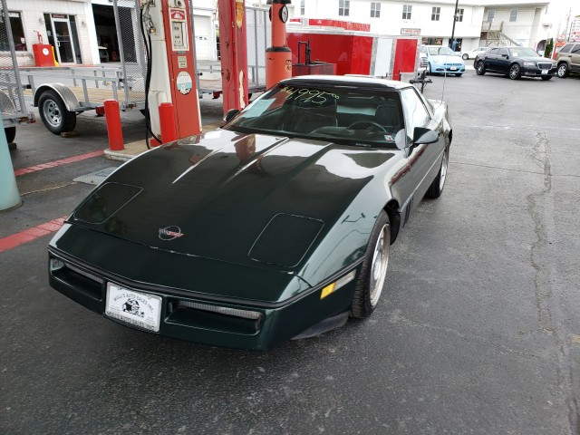 1990 Chevrolet Corvette Coupe for sale at Mull's Auto Sales