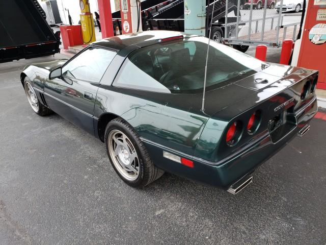 1990 Chevrolet Corvette Coupe for sale at Mull's Auto Sales