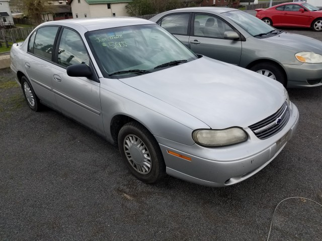 2002 Chevrolet Malibu Base for sale at Mull's Auto Sales