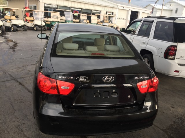 2007 Hyundai Elantra GLS for sale at Mull's Auto Sales