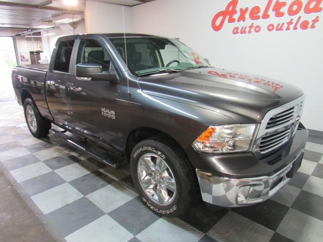 2018 RAM 1500 Big Horn Quad Cab 4WD in Cleveland