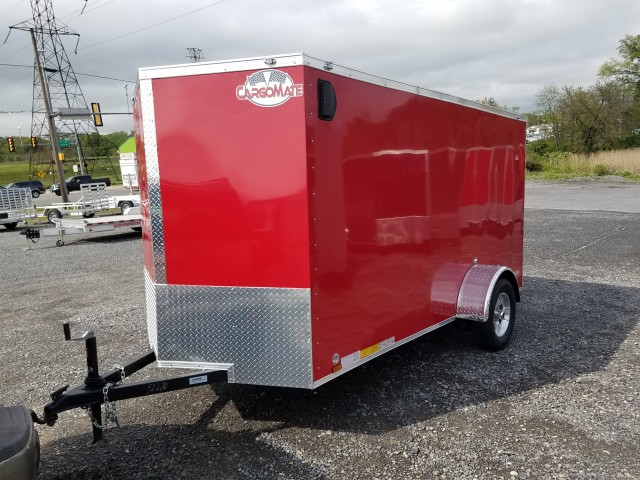 2018 CARGO MATE 6 X 12 ENCLOSED for sale at Mull's Auto Sales