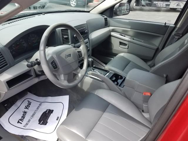 2005 Jeep Grand Cherokee Laredo 4WD for sale at Mull's Auto Sales