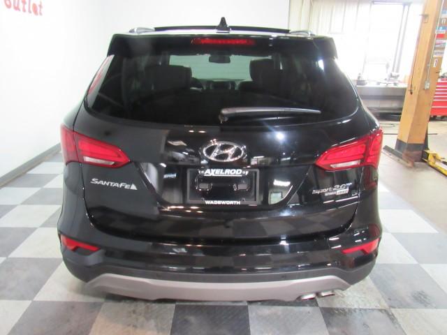 2018 Hyundai Santa Fe Sport 2.0T AWD in Cleveland