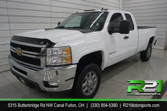 2011 Chevrolet Silverado 2500HD LT Ext. Cab 4WD -- INTERNET SALE PRICE ENDS SATURDAY JULY 17TH for sale at R21 Motorsports