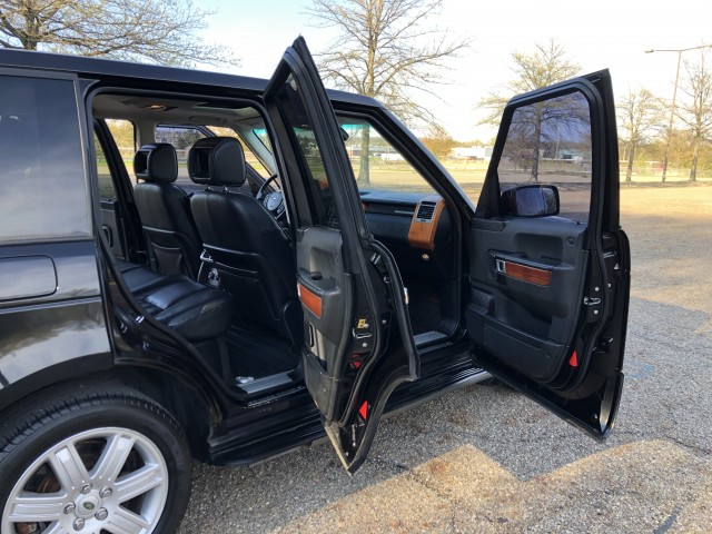 2008 Land Rover Range Rover HSE for sale at Summit Auto Sales