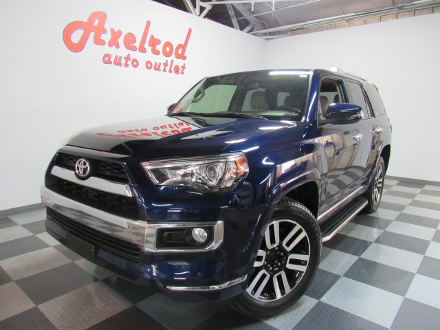 2016 Toyota 4Runner Limited in Cleveland